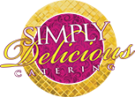 Simply Delicious Catering Logo
